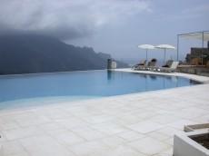 Hotel Caruso Belvedere - Marmo Botticino Ziche 2