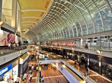 MBS Shopping Mall Singapore 1