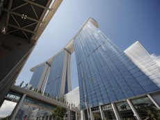 MBS Shopping Mall Singapore 5