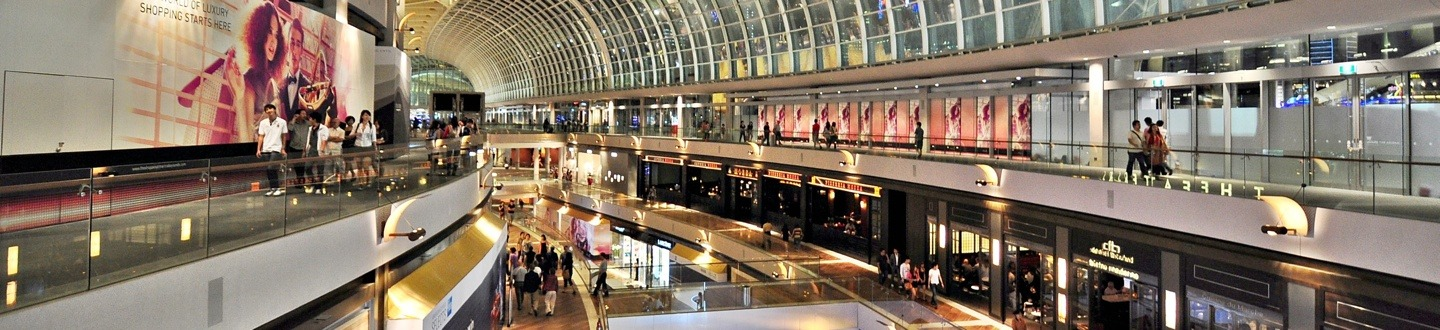 MBS Shopping Mall Singapore