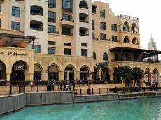 Old Town Dubai - Ziche - Botticino Marble 2