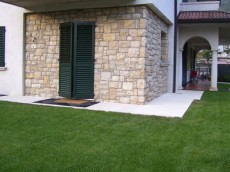 Villa Poli - Marmo Botticino - Ziche 7