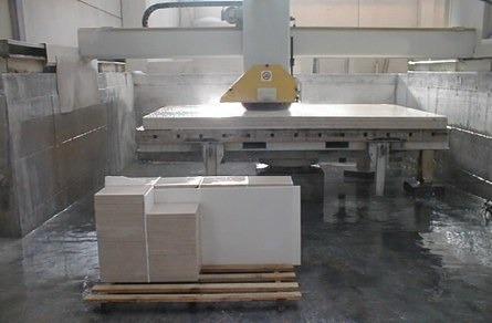 Stabilimenti fresa marmo